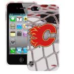 フート ホッケー NHL カナダ アメリカ 北米 USA メジャー Calgary Flames Puck in the Net iPhone 5 ケース