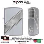 ジッポライター ジッポ - リミテッドエディション Zippo Armor フェイスt ライターリミテッド エディション2016 Collectible of the Year #29151