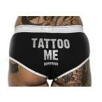 アンダーウェア 海外厳選ブランド レディース Rudechix Tattoo Me ブーティー ボトムス Inked Tattooed Life