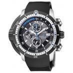 腕時計 シチズン Citizen エコドライブ Promaster アクアland クロノグラフ ダイバーズ 腕時計 PMT56-3041 BJ2120-07E
