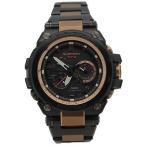ショッピング円高還元 カシオ 腕時計 Casio G-Shock MTG Metal ソーラー ブラック & ローズ スチール メンズ 腕時計 MTGS1000BD-5A