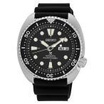 ショッピング円高還元 セイコー 腕時計 Seiko SRP777 Prospex オートマチック Diver ブラック ダイヤル シリコン ストラップ メンズ 腕時計
