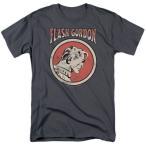 フラッシュ・ゴードン Tシャツ トップス ウエア Flash Gordon Retro Flash サークル オフィシャル ライセンス アダルト Tシャツ S-5XL