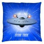 スター トレック ピロー クッション ベッドファブリック Star Trek All She's Got Officially Licensed Decorative Throw Pillow Bed Couch