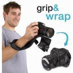 ショッピング写真 ストラップ カメラ 写真 フォトアクセサリー ストラップ ハンドグリップ miggo Grip Wrap DSLR Royal Wings #MW GW SLR RW 70
