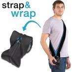 ショッピング写真 ストラップ カメラ 写真 フォトアクセサリー ストラップ ハンドグリップ miggo Strap Wrap DSLR Blue Black #MW SR SLR BB 90