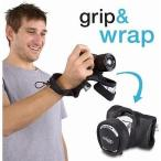 ショッピング写真 ストラップ カメラ 写真 フォトアクセサリー ストラップ ハンドグリップ miggo Grip Wrap Mirrorless (CSC) Zebranation #MW GW CSC ZN 30