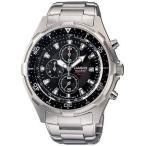 腕時計 カシオ Casio メンズ クロノグラフ ブレスレット 腕時計 100 Meter WR AMW330D-1AV