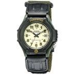 腕時計 カシオ Casio メンズ 100 Meter WR グリーン Velcro ストラップ デイト  FT500WC-3BV