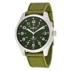 腕時計 セイコー Seiko Kinetic ミリタリー グリーン グリーン ナイロン ストラップ メンズ 腕時計 SKA725P1