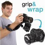 ショッピング写真 ストラップ カメラ 写真 フォトアクセサリー ストラップ ハンドグリップ miggo Grip Wrap DSLR Space Zoo #MW GW SLR PS 70