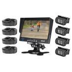 Yahoo!パンダストア自動車エレクトロニクス GPS 車 ビデオ リアビューモニター Pyle PLCMTR74 Weatherproof Rearview Backup Camera System