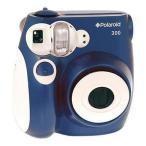 ショッピングデジタルカメラ カメラ 写真 デジタルカメラPolaroid Pic 300 Instant Camera, Analog - Blue #POLPIC300BL