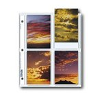 """カメラ 写真 フォトアクセサリー フォトアルバム ストレージ ボックスPrint File Photo Pages Holds Eight 3 1/2x5"""" Prints, Pack of 25 #0600610"""