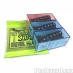 ショッピングmiddle 楽器 ギター パーツ アクセサリー ヴァンザント Van Zandt Blues Pickup, Blues Middle Pickup, Rock Pickup Set with FREE Strings