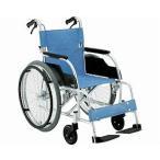 自走式車いす アルミ製スタンダード車椅子 ECO-201B