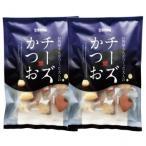 l返品不可l代引不可l石原水産 焼津名物 チーズかつお お茶請けおつまみに KATU-2