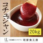 【送料無料】業務用 コチュジャン 20kg箱(徳山物産)