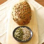 かぼちゃの種×ひまわりの種【栄養価の高い健康パン】-パン工房カワ-