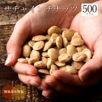 サチャインチナッツ 500g  グリーンナッツ インカインチ ロースト 素焼き 無添加 スーパーフード ナッツ オメガ3脂肪酸 健康 美容 アンチエイジング