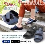 メンズサンダル メンズ 紳士用 ビジネスサンダル オフィスサンダル 事務所履き 面ファスナー 調整可能 履きやすい 靴 パンジー pansy 6000の画像