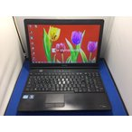 【中古良品】送料無料  TOSHIBA B551 ノートパソコン/Windows7P/15.6インチ/HDD250GB/スーパーマルチ搭載!