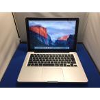 【即納【送料無料】快適に動作します!中古良品 MacBook 5.1 A1278 Intel Core 2 Duo 8GB 2008年 MB467J/A