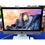APPLE iMac 27 3.4GHz Quad Core i5 8GB 1TB NVIDIA GTX 775M ME089J A