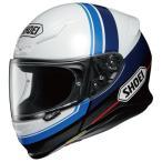 SHOEI ショウエイ フルフェイスヘルメット Z-7 PHILOSOPHER ゼット-セブン フィロソファー TC-2 BLUE WHITE ヘルメット サイズ L 59 cm