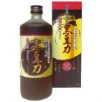 焼酎蔵の発酵 黒豆力 プレミアム発酵 黒大豆搾り 720ml