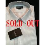 コージーローズ LANVIN ランバン 長袖 L 41-84 計測値41.5-84.5 ワイシャツ 格安 SALE カッター メンズ 日本製 ブランド スタイリッシュ おしゃれ ビジネス