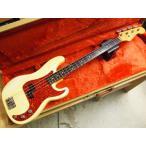 【中古】Fender American Vintage '62 Precision Bass Olympic White