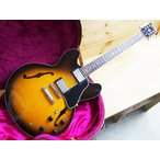 【中古】Gibson ES-335 Dot Reissue Sunburst 2000年製