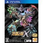 予約 PSVita 3月29日発売予定 スーパーロボット大戦X プレミアムアニメソング&サウンドエディション (VLJS-08012)