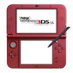 新品 3DS New ニンテンドー3DS LL 本体 メタリックレッド (RED-S-RAAA)