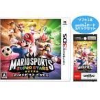 新品 3DS マリオスポーツ スーパースターズ amiiboカード3パックセット (CTR-P-BYFJ)