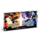 新品 3DS 『ポケットモンスター ウルトラサン・ウルトラムーン』ダブルパック (CTR-P-A2CJ)