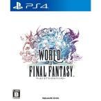 新品 PS4 ワールド オブ ファイナルファンタジー (PLJM-80162)