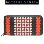 ボッテガ ヴェネタ 財布 長財布 メンズ レディース BOTTEGA VENETA アウトレット 510643 VBM91 8702