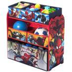 11月上旬入荷予約販売/ デルタ マルチ おもちゃ箱 子供用 家具 収納 Delta ディズニー スパイダーマン disney_y