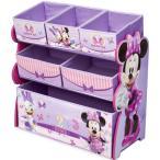 デルタ マルチ おもちゃ箱 子供用 家具 収納 Delta ディズニー ミニーマウス