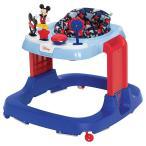 歩行器 ディズニー ミッキーマウス ベビーウォーカー 折り畳み式 男の子 女の子 ベビー用品