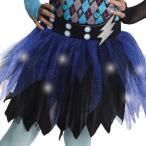 ショッピングハロウィン モンスターハイ フランキー チュチュ スカート 110-140cm コスチューム アクセサリー ハロウィン 仮装 子供 衣装 コスプレ