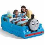 ステップ2 きかんしゃトーマス トドラーベッド 幼児用ベッド 845000