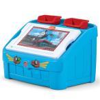 おもちゃ箱 STEP2 きかんしゃ トーマス トイボックス