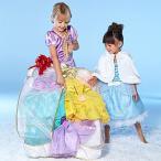 子供用 女の子 ハロウィン 衣装 コスチューム プリンセス ディズニー 7枚+アクセサリー 仮装 (DM便不可)