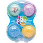 プレイフォーム クラシック 4個入り 玩具 知育玩具 3歳 キッズ おもちゃ 出産祝い 粘土遊びの様な新感覚 (DM便不可)