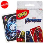 UNO アベンジャーズ ウノ カードゲーム おもちゃ 新品 キャラクター ライセンス