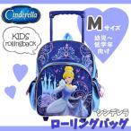 ショッピングプリンセス キャリーバッグ Mサイズ ディズニー プリンセス 子供用 キャリーケース