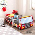 Online ONLY(海外取寄)/ 消防車 トドラー ベッド 子供用家具 ベッド キッドクラフト kidkraft 76021